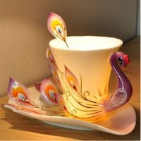 Coolest Coffee Mug [UF-PC028] - $25.00 : Buy Unique Craft Gifts From Best Online Shop, Ufingo