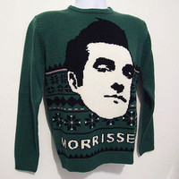 Morrissey Christmas sweater