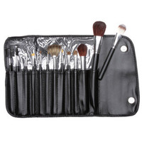 Morphe 101 Sable 13-piece Makeup Brush Set | Overstock.com