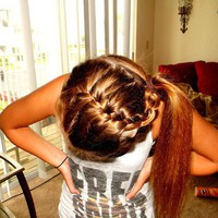 Hair Envy / braid