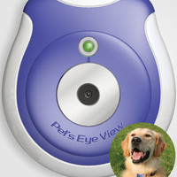 Pet's Eye View Camera | Digital Cat / Dog Camera | fredflare.com