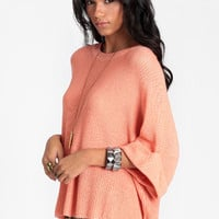 Daylight Mayhem Sweater - $42.00 : ThreadSence, Women's Indie & Bohemian Clothing, Dresses, & Accessories