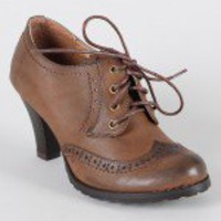 Revie-10 Oxford Ankle Bootie