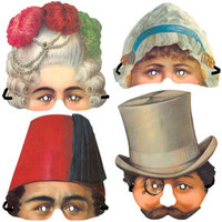 dress-up masks