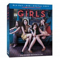 Girls: The Complete First Season Blu-ray with HBO Select