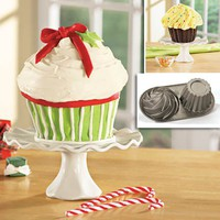 Giant Cupcake Pan - Fresh Finds - Sale &amp; Clearance &gt; Kitchen Sale