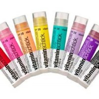 Amazon.com: (3 Pack) Vitamin Water Vitaminwater Vitaminschtick Flavored Lip Balm (Focus Kiwi-Strawberry, XXX Acai-blueberry-pomegranate and Dragonfruit): Health &amp; Personal Care