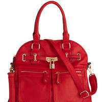 Girl With Curves Bag in Red | Mod Retro Vintage Bags | ModCloth.com