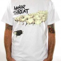 ROCKWORLDEAST - Minor Threat, T-Shirt, Out Of Step