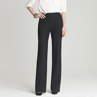 Women's pants - Hutton Trouser - Hutton trouser in wool crepe - J.Crew
