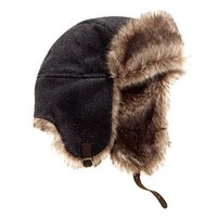 Women&#x27;s ACCESSORIES - scarves, hats, gloves - Great Lakes Trapper Hat - Madewell