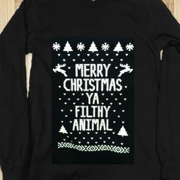 FILTHY ANIMAL / Christmas Shirt