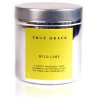 true grace wild lime candle by true grace
