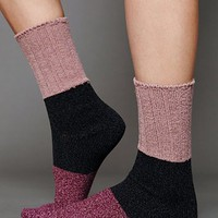 Free People Spacedye So Soft Bootsock