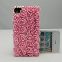 pin flowers iPhone case iPhone 4 case iPhone 4s case iPhone cover Multiple color choices Listing Stats Listing Stats