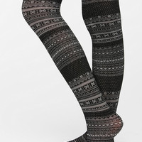 Fairisle Sweater Tight