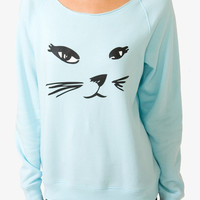 Feline PJ Pullover