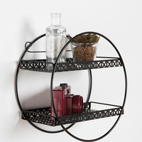 Loop De Loop Wall Shelf