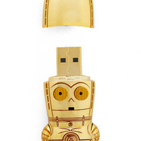 Store Trooper USB Flash Drive in C-3PO | Mod Retro Vintage Electronics | ModCloth.com