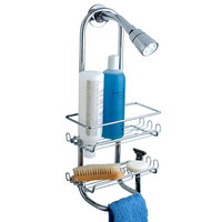 Chrome Shower Caddy|Organize.com