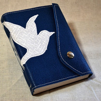 White Bird Handmade Leather Journal
