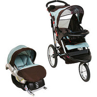 Walmart.com: Baby Trend - Jogging Travel System, Skylar: Strollers