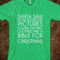SANTA KNOWS - glamfoxx.com