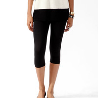 Essential Cropped Leggings