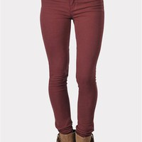 Fruit Loop Skinnies - Berry at Necessary Clothing