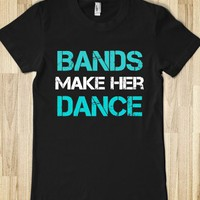 Bands Make Her Dance - Yellow Brick Road