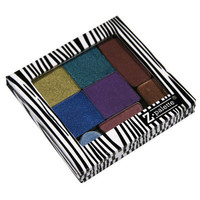 Z Palette, Customizable Magnetic Empty Makeup Palette, Zebra - Small Palette