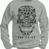 Skull Sweater - 8123 - Eighty One Twenty Three