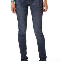 Taylor Midnight Sky Low-Rise Super-Skinny Jean