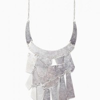 Shattered Necklace - NASTY GAL