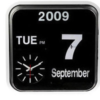 Apartment 48 - Shop - Home Accessories - Calendar Clock - Home Furnishings and Interior Design - New York City