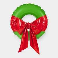 Inflatable Christmas Wreath | MoMA Store