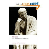 The Nicomachean Ethics (Oxford World's Classics) [Paperback]