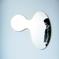 Mirror FOR TWO - New Products - Designer furniture, modern furniture, contemporary furniture by Contraforma
