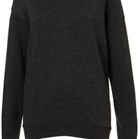 Curve Hem Sweater - Jersey Tops  - Clothing