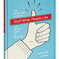 Stuff White People Like | Mod Retro Vintage Books | ModCloth.com