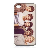 One Direction Hard Case Skin for Iphone 5 At&t Sprint Verizon Retail Packaging