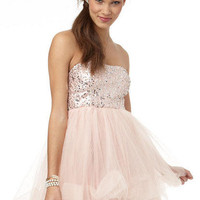 Pick-Up Tulle Dess