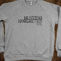 Hunting Horcruxes - MADNESSisGENIUS