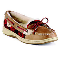 Sperry Top-Sider Women&#x27;s Shoes, Angelfish Shearling Boat Shoes - Shoes - Macy&#x27;s