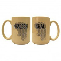 Game of Thrones Khal + Khaleesi Mug Set