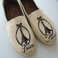 J&#x27;adore Paris TOMS