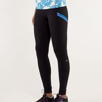 run: toasty tech tight | women's pants | lululemon athletica