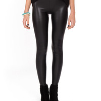 Pleather Leggings - 2020AVE