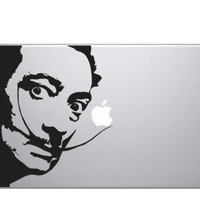Salvador Dali - Macbook Laptop Decal Sticker