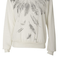 Feather Sweatshirt